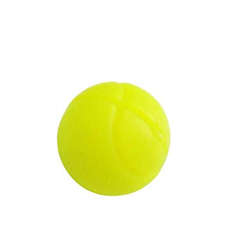 Tennisschläger Vibration Absorber Kugel-Form-Squash-Schläger Dämpfer Stoßdämpfer-Gelb
