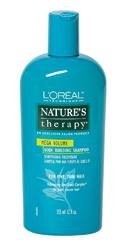Natures Therapy Mega Volume Body Building Shampoo (12 oz.) by Natures Therapy