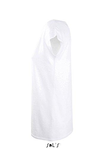 Sol di - Women T-Shirt Marilyn bianco