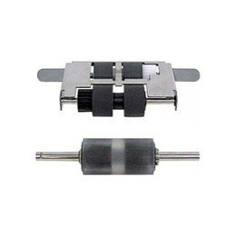 Panasonic KV-SS015 Pieza de Repuesto de Equipo de impresión Escáner Rodillo - Piezas de Repuesto de Equipos de impresión (Panasonic, Escáner, KV-S7065C, Rodillo, Negro, Gris)