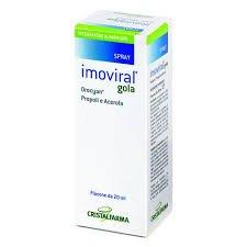 IMOVIRAL GOLA 20ML