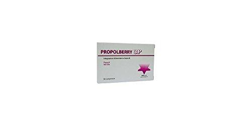 Integratore Alimentare Immunostimolante, Indicato In Caso Di Affezioni Del Cavo Orale , Propolberry 3P 30 Compresse