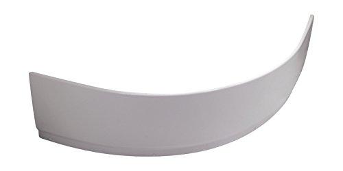 Eckbadewanne schürze  Schürze zur Acryl-Eckbadewanne Cardif 130 x 130 cm | Weiß | Bad ...