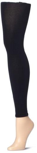 ESPRIT Damen Leggings 18433 Cotton LE, Gr. 44/46, blau (marine 6120)