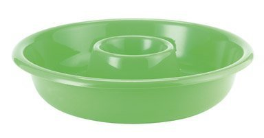 Arrow Plastic Chip & Dip Tray 12 Dia. Assorted Colors by Arrow Plastic