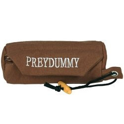 Trixie Prey canin Dummy - Canvas marron 5 x 12 cm