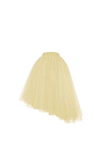 CoutureBridal -  Gonna  - linea ad a - Donna Champagne