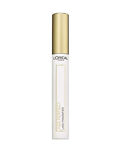 L'Oréal Paris Age Perfect Volumen-Wimperntusche in Nr. 02 braun, zaubert vollere und optisch dichtere Wimpern, für sensible Augen, 7,4 ml
