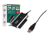 DA-70200 - USB 2.0 mini Festplattenadapter für IDE und SATA