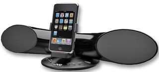 Cutting-Edge JVC - XSSR3 Black - SPEAKER SYSTEM, IPOD SURROUND, JVC - Pack of 1 --