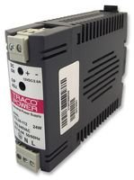 Rail Mount Power Supply (POWER SUPPLY, DIN-RAIL, 12V, 2A, 24W TCL 024-112 By TRACOPOWER)