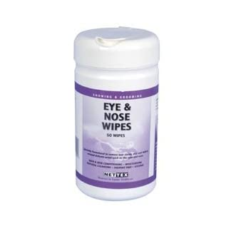 Net Tex Horse and Pony Eye and Nose Wipes 21 2BeyUeLoFL