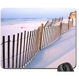 Tranquil Sand Dunes 2 Mouse Pad, Mousepad (Beaches Mouse Pad)