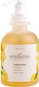 MATERNATURA - Detergente Intimo ai Semi di Pompelmo - Delicato ad Azione Antisettica - VEGAN