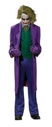 The Heritage Grand Adult Joker Kostüm - Batman Dark Knight Grand Heritage The Joker Adult Costume Medium