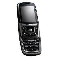 Samsung SGH-D600 GPRS Handy