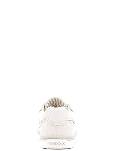 Geox - Ciak H, Sneaker Bambina Bianco