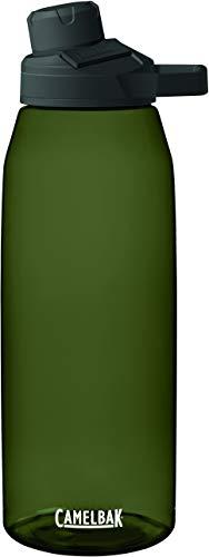 CamelBak Unisex– Erwachsene Trinkflasche Chute Grün 1500 ml
