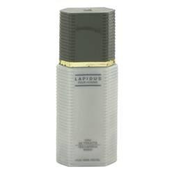 Lapidus Eau De Toilette Spray (unboxed, cap slightly discolored) By Ted Lapidus - Ted Cap