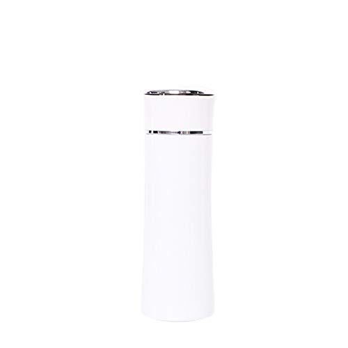 SUNHAO thermosflasche Becher Tragbare dünne Taille Dame Doppelschicht-Edelstahl Straight-Cup Studentenbewegung