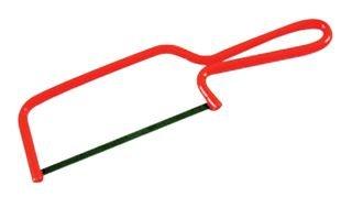 Advanced TOOLS LTD isoliert - 01810 - JUNIOR Bügelsäge, 15,24 cm, isolierter - Min 3 Jahre Cleva Garantie