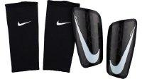 Nike Mercurial Lite - Parastinchi da Calcio, Unisex, SP2120, Volt/Nero/Bianco, S