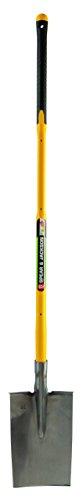 Spear & Jackson 81810 Louchet Senlis 28 cm à rebords manche trimatière pomme 110 cm