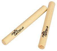 Klanghölzer (Paar) Hölzer Instrument für Kinder