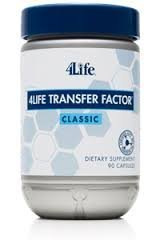 Transfer Factor Classic Buy 5 Get 1 Free(90 caps per bottle) by 4LIFE (English Manual)