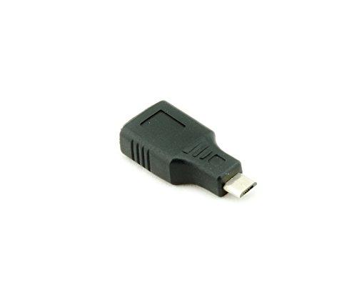 Akord usb-1adattatore usb 2.0tipo a femmina a tipo b connettore micro usb pin maschio connettore/convertitore con otg