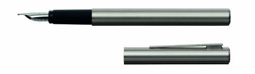 Porsche Design Slim Line F-Silver Füllfederhalter