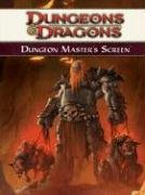 Dungeon Master's Screen: A 4th Edition D&D Accessory