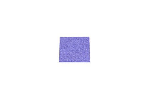 Filzuntersetzer Quadrat 10 cm 2 Stück flieder (2 Glas Quadrat Vase)
