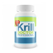 Krill Doctor Professional High Strength Krill Oil 60 Softgels – As featured in Dr Hilary Jones Live to 100!