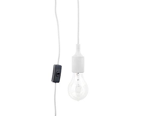 alimaz-lampe-baladeuse-a-brancher-vintage-design-retro-industriel-4m-fil-tresse-douille-silicon-blan