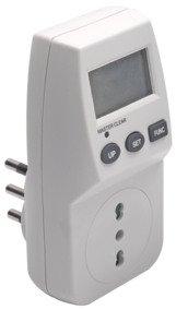Misuratore di consumo elettrico Nimex power meter, energy