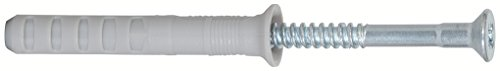 fischer-hammerfix-n-6-x-40-10-s-screw-anchors-nylon-white-pozidriv-pz2