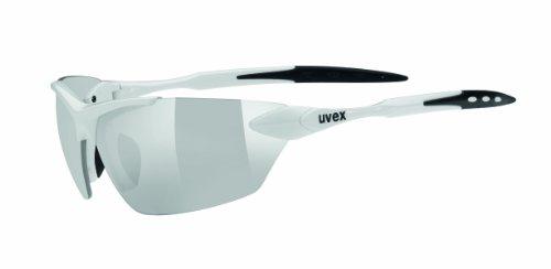 Uvex Sportsonnenbrille Sportstyle 203, White, One Size, 5305248816