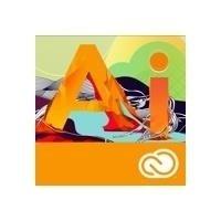Adobe Illustrator CC - Abonnement-Lizenz - 1 Benutzer - Value Incentive Plan - Stufe 4 ( 100+ ) - 0 Punkte - pro Monat - Win, Mac - EU