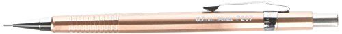 Pentel P207Sharp mech Bleistift 0,7mm met. COPPR - Hi-polymer Caps Eraser