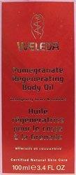 Pomegranate Regenerating Body Oil - 100ml