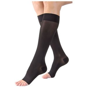 jobst-ultrasheer-compression-support-knee-high-20-30mmhg-petite-open-toe-medium-black-119785-by-jobs