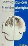 El cambio psicológico por Antonio Bolinches Sánchez
