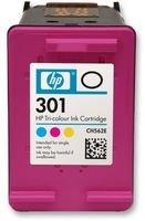 HP - 301 - Cartouche d'encre d'origine - Tricolore