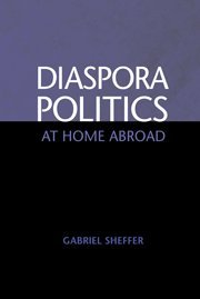 Diaspora Politics Hardback: At Home Abroad