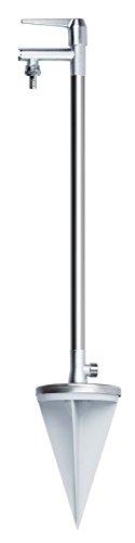 Arctic Summer Gartenwasserhahn – Wasserzapfsäule – Standventil mobil, edelstahl, 91 x 15 x 15 cm, S 600 LG