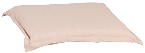 beo P103 Ascot BA1 Saumkissen für Hocker, Sessel oder Bänke circa 46 x 49 cm, circa 6 cm Dick