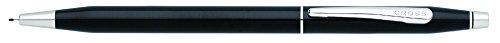 Cross Classic Century Drehbleistift (HB, in Geschenkbox, 0,7 mm) lack schwarz