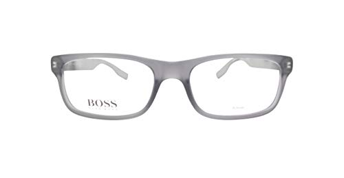Boss - Hugo Boss - BOSS 0550, Wayfarer, Acetat, Herrenbrillen, DARK HAVANA RUTHENIUM YELLOW(0EX), 53/17/140