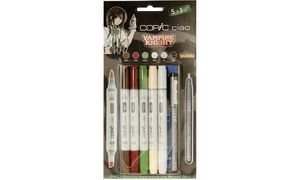 Copic Ciao - Vampire Knight - 5 + 1 Set
